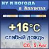 Ну и погода в Апатитах - Поминутный прогноз погоды